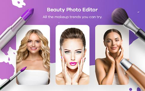 Pretty Makeup & Makeup Camera – Photo Editor 9
