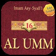 Kitab Al Umm Imam Asy-Syafi'i Jilid 16