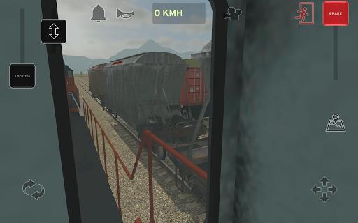 Train and rail yard simulator apkpoly screenshots 20