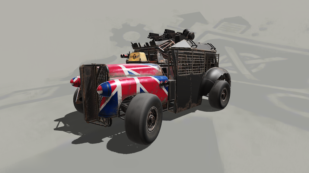 Crossout Mobile - PvP Action  poster 0