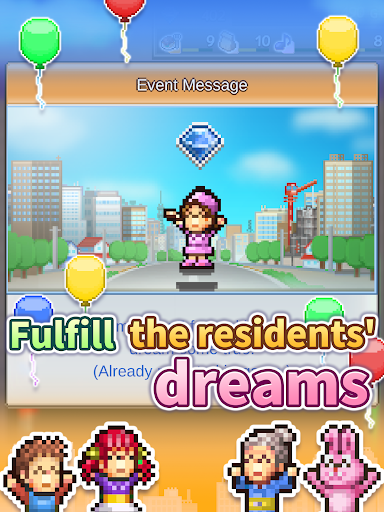 Dream Town Story 1.8.6 screenshots 21