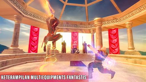 Code Triche kung fu karaté box jeux de bagarre: jeux de combat apk mod screenshots 5