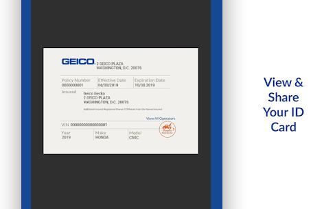 GEICO Mobile – Car Insurance Car Insurance Apk Lastest Version 2021** 11
