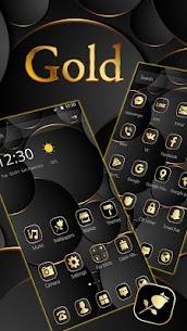 Gold Black Business For Mate 20 1.1.3 APK + MOD Download 1