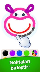 Çocuk boyama oyunları! Okul öncesi eğitici oyunlar Apk İndir 2