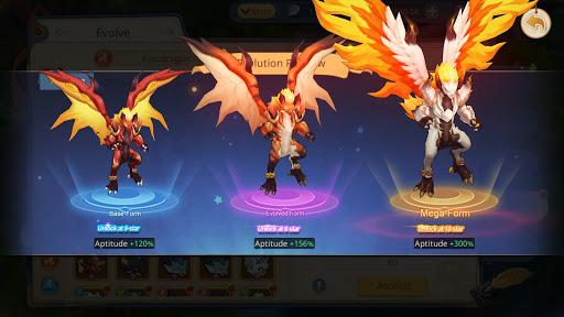 Guardians of Cloudia Apkfinish screenshots 3