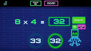 Math-E learn the times tables