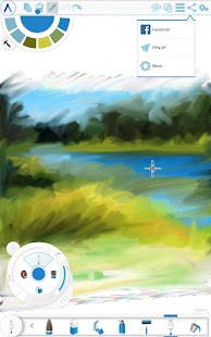 Artecture Draw, Sketch, Paint Screenshot