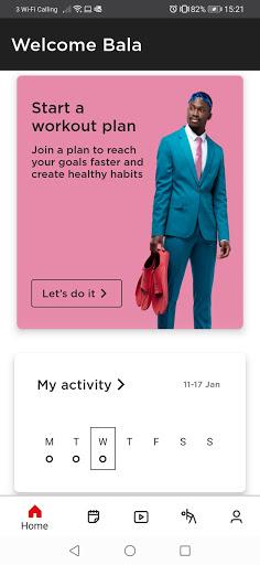 Virgin Active UK screenshot 1