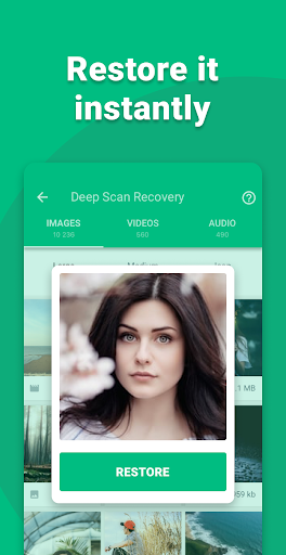 Dumpster - Recover Deleted Photos & Video Recovery  screenshots 3