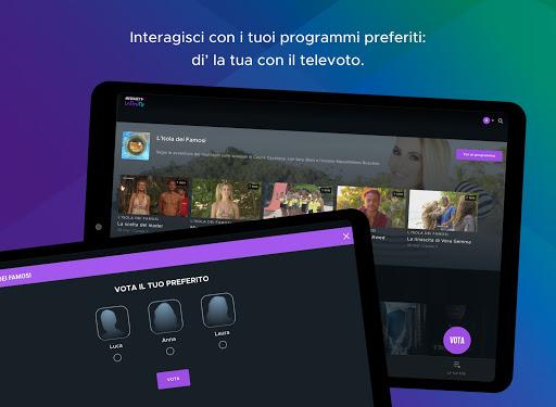 Mediaset Infinity TV apktram screenshots 8