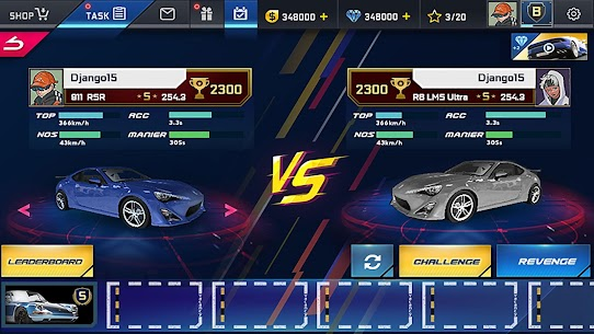 Street Racing HD Mod Apk (Full Unlocked/ Free Shopping) 10