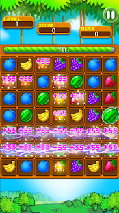 Fruit Splash Screenshot