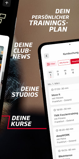 fitness first germany screenshot 3