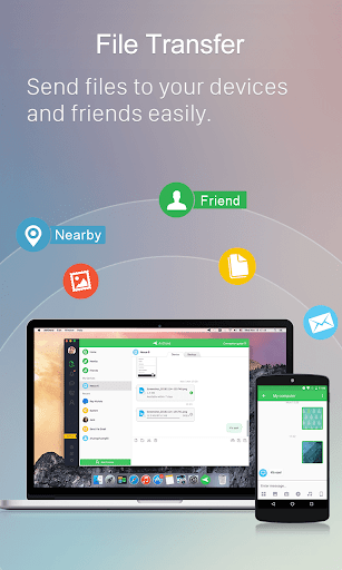 AirDroid: Remote access & File 4.2.5.9 screenshots 1