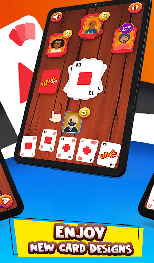 Whot King: Multiplayer Card Game free + offline 5.2.1 screenshots 8