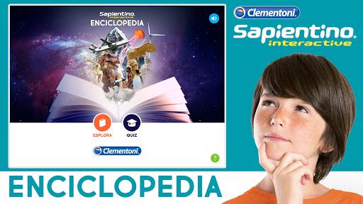 sapientino interactive enciclopedia screenshot 1
