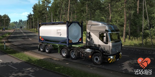 Truck Driver Simulation Game Free 2020 4