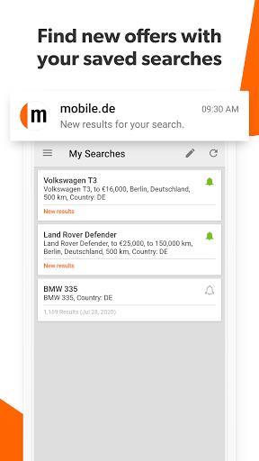 mobile.de u2013 Germanyu2018s largest car market 8.15.2 Screenshots 6
