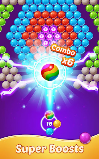 Bubble Shooter Pop - Blast Bubble Star  screenshots 18