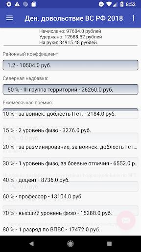 Калькулятор денежного довольствия пенсий пенсионный фонд чебоксары сайт личный кабинет