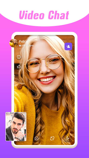 Mixu - Live chat, video calls, meet new friends apktram screenshots 1