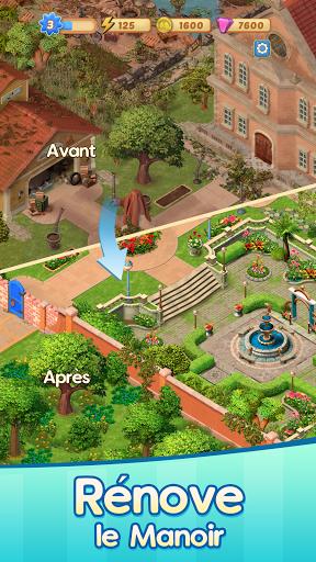 Télécharger Merge Mansion - Un manoir plein de mystères! APK MOD (Astuce) screenshots 1