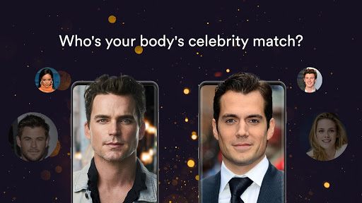 Face Match: Celebrity Look-Alike, Photo Editor, AI 1.4 Screenshots 4