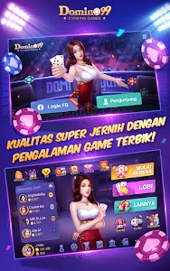 Domino QiuQiu · 99 :  Awesome Online Card Game 2.16.0.0