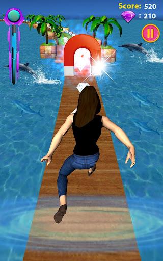 Royal Princess Run - Girl Survival Run APK MOD (Astuce) screenshots 3