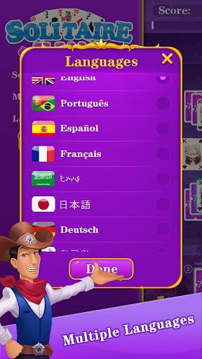 Cowboy Solitaire K apklade screenshots 2