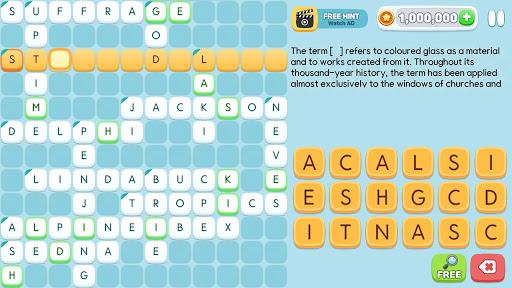 Crossword Quiz  screenshots 3