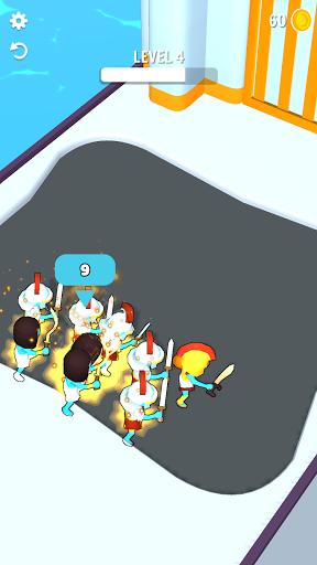 Crowd Fight 3D 19 screenshots 24