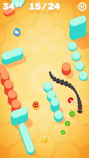 Snake on a String 1.5.0 screenshots 3