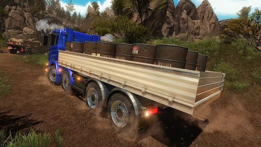 Offroad Truck Construction Transport  Paidproapk.com 2