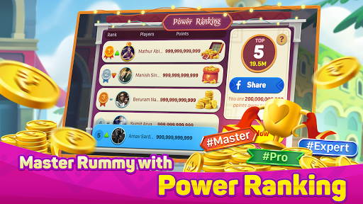 Rummy ZingPlay! Free Online Card Game 23.0.46 screenshots 9
