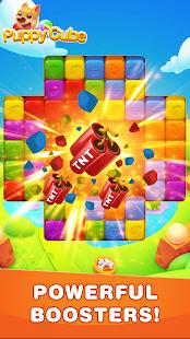 Puppy Cube: FUN & Blast 3 Match Game