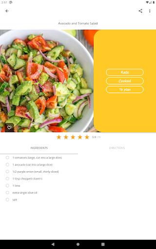 Healthy Recipes 5.45 screenshots 9