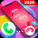 Cool Call Screen-Birthday Theme