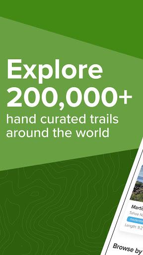 AllTrails: Hiking, Running & Mountain Bike Trails 13.2.0 Screenshots 1
