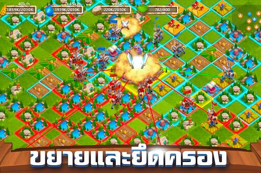 Castle Clash: u0e25u0e35u0e01u0e02u0e31u0e49u0e19u0e40u0e17u0e1e 1.7.4 screenshots 5