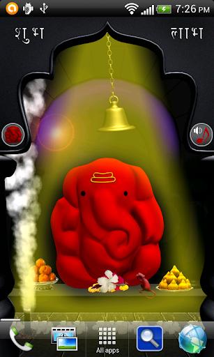 Ganpati/Ganesh Temple 3D LWP For PC Windows (7, 8, 10, 10X) & Mac Computer Image Number- 6