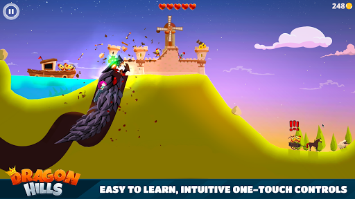 Dragon Hills 1.4.0 screenshots 2