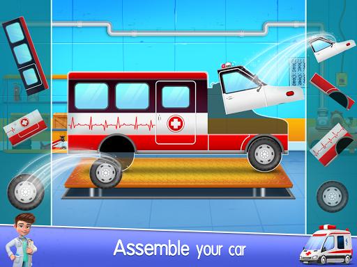 Ambulance Doctor Hospital - Rescue Game  screenshots 7
