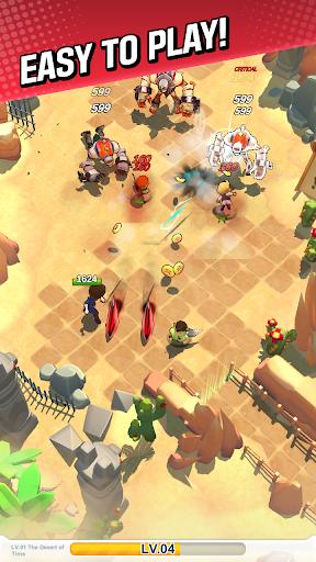 Red Shoes: Wood Bear World screenshots 2