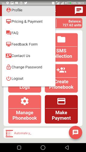 Loftysms Application  Screenshots 3