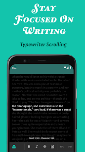 JotterPad – Writer, Screenplay, Novel (MOD, Premium) v13.0.11 5