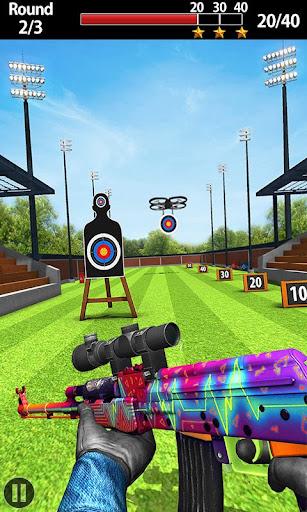 Target Shooting Legend: Gun Range Shoot Game 1.4 screenshots 2