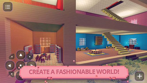 Glam Doll House: Fashion Girls Craft & Exploration 1.21-minApi23 Screenshots 3