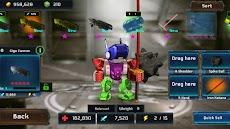 メガボットバトルアリーナ:オンラインロボット格闘ゲームのおすすめ画像4